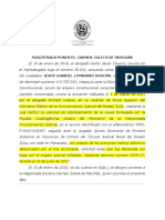 Sentencia SC - TSJ Nº902 14.12.2018 - Acusación Particular Propia sin MP