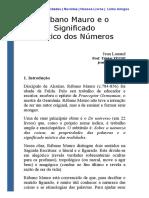 Jean Lauand - Rábano Mauro e o Significado Místico dos Números [artigo].pdf