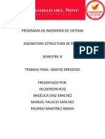 PROGRAMA DE INGENIERÍA DE SISTEMA