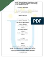 Desarrollo Social-  Grupo 401123-16 Fase Dos Reconocer el rool del comunicador en los proyectos de desarrollo social