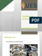 Gestion de residuos G2 Cassandra