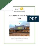 PLAN_OPERATIVO_INSTITUCIONAL_2019_VF
