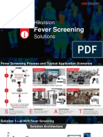 Hikvision Fever Screening Solutions20200322