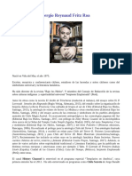 curriculuma literario 2018
