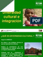 Diversidad Cultural e Integración
