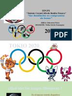 Juegos OlimpicosTOKIO 2020