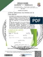 2DO ABC EJEMPLOS DE LIMITES