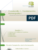 Cuadernillo 1 Homeopatia 1