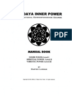 34344973 Tridaya Inner Power LEVEL 1