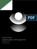 Internal Control Guide Sep 2017 - DTT