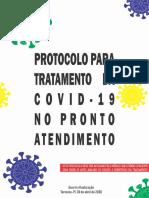 PROTOCOLO COVID-19 PIAUÍ 4ª ATUALIZAÇÃO