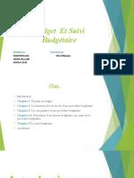 Budget  Et Suivi Budgétaire.pptx