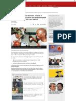 Ascensão da lenda Michael Jordan e bastidores do basquete dão popularidade a documentário The Last Dance - BBC News Brasil