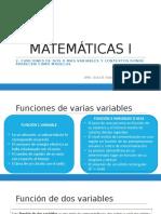 Funciones de dos o mas variables y otros contextos(Parte 2).pptx