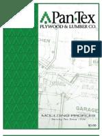 Pan Tex Catalog