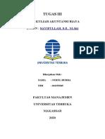 Tugas III Akuntansi Biaya