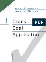 Crack Seals