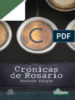 Cronicas de Rosario de Horacio Vargas - UNR Editora HomoSapiens