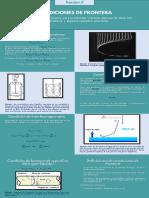 Infografía - Condiciones Frontera