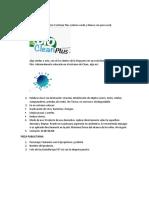 DESCRIPCIÓN DIEÑOS EcoClean Plus.docx