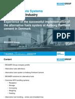 ALTERNATIVE FUEL SYSTEMS AT AALBORG PORTLAND CEMENT, DENMARK_MACARIO YAP