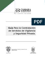 Guía Para la Contratación de Servicios de Vigilancia y Seguridad Privada