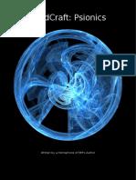 Bill Dekel - MindCraft - Psionics