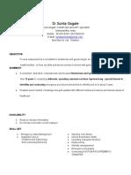 new PDF resume