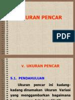 05. Ukuran Pencar