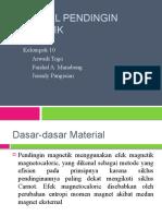 kimia material