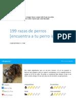 199 razas de perros