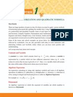 Maths Study Material