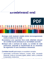 Curs 10_ecologie orala_placa   dentara