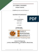 self curing pdf