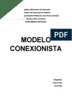 MODELO CONEXIONISTA Unidad 4