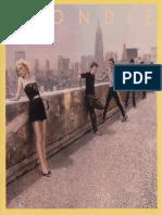 Digital Booklet - Blondie,  Autoamerican, CD Reissue