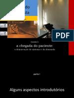 A chegada do paciente ao psicanalista.pdf