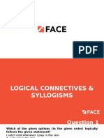 WINSEM2019-20 STS3006 SS VL2019205007330 Reference Material I 12-Jan-2020 Logical Connectives Syllogisms (1)