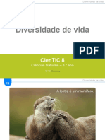 CienTic8- C1 Diversidade da vida
