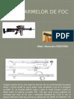 istoria armelor de foc
