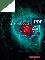 Le Ciel a Découvert -  Jean Audouze