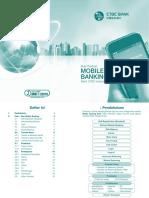 Panduan Mobile Banking Log in