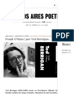 Frank O'Hara | por Ted Berrigan – Buenos Aires Poetry.pdf