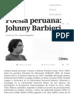 Johnny Barbieri