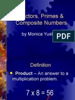 Factors & Primes