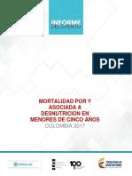 MORTALIDAD POR Y ASOCIADA A DESNUTRICION EN MENORES DE CINCO AÑOS 2017.pdf