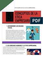 Copy - 5 CONCEPTOS BASICOS DE LA ETICA EMPRESARIAL - by andres salazar [Infographic]