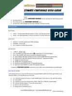 VIC20 Penultimate Cartridge User Guide 0.3
