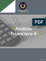 Análisis financiero II
