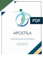 APOSTILA_2019 posturologia